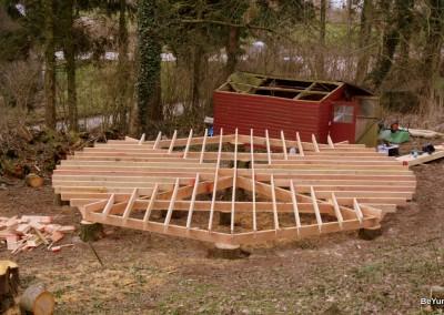 Structure du plancher