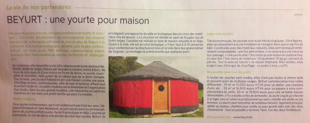 article_BeYurt_LeSoir