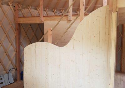 Mezzanines et aménagements intérieurs